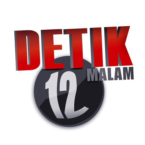 detik logo detik 12 malam gfx on behance