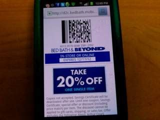 bed bath and beyond coupon text does bed bath and beyond accept mobile coupons