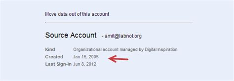 Gmail Search Email By Date How To Find The Creation Date Of Your Account Gmail