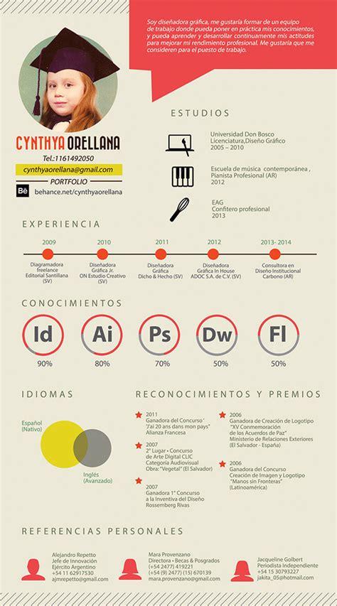 creative cv profile exles 34 outside the box cv resume designs box infographic