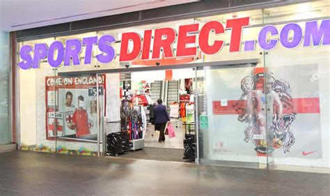 sports direct store opening times liverpool