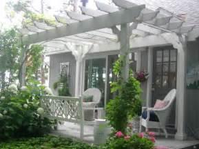White Pergolas by Pergola In Front Of House Joy Studio Design Gallery