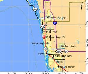 pelican bay florida fl 34108 profile population maps