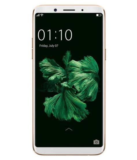 Oppo F5 Ram 4gb 32gb Gold Garansi Resmi oppo f5 32gb 4gb ram with recognition mobile phones at low prices snapdeal india