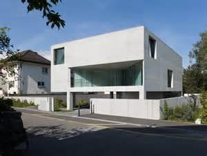 bearth amp deplazes architekten gt private house on six