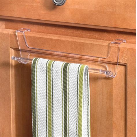 over the cabinet hooks clear hook over cabinet towel rack spectrum