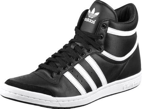 adidas shoes top ten adidas top ten hi sleek w shoes black white