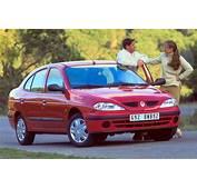 Renault Megane Sedan 1999 Pictures