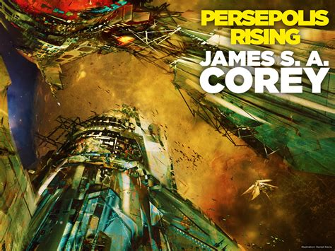 persepolis rising the expanse books cover launch persepolis rising s a corey