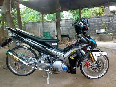 Jupiter Z Thailand Look Style by Motorcycle Yamaha Spark 135 Thai Style