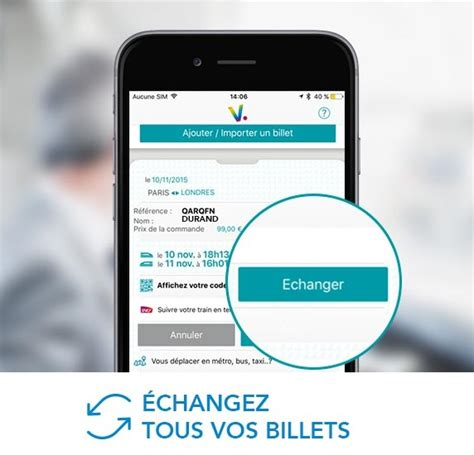 Changer E Billet Sncf by Echange Ou Revente De Billets De Ou D Avion Comment