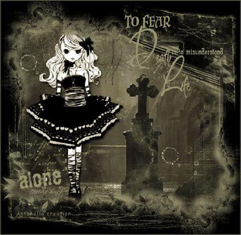 imagenes anime goticas dark im 225 genes g 243 ticas estilo anime oscuras y variadas mil