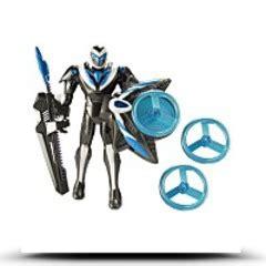 n tek figure compare max steel n tek 5 in 1 multi gear blaster vs max