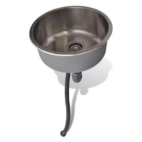 lavello tondo articoli per lavello lavandino tondo in acciaio inox 43