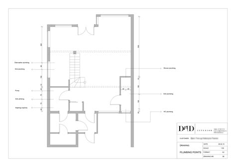 Plumbing Point by Interior Design Project What Does It Include Dmd