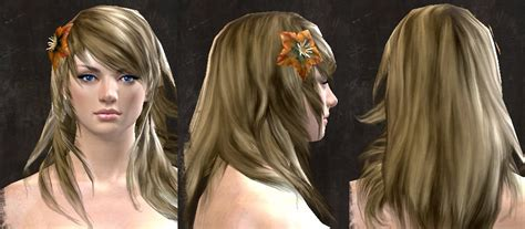 How To Get Silver Hair In Gw2 | gw2 new hairstyles july 26 update dulfy