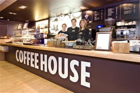 House Of Coffee by Coffee House Cafes Kyiv
