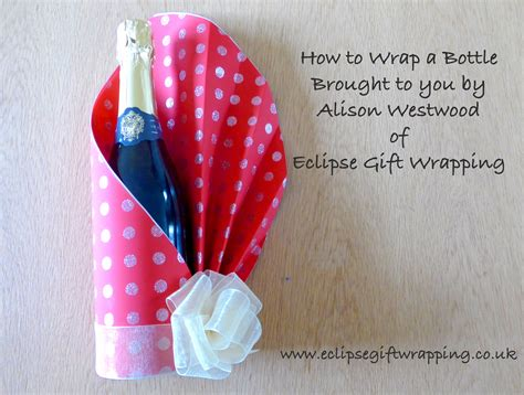 how to gift wrap a bottle of wine how to gift wrap a bottle of wine