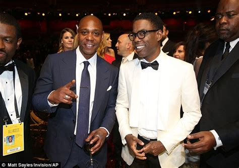 Dave Chappelle Does Marathon Stand Up Set by Chris Rock Accused Of Hypocrisy For Racial Stereotyping In