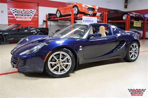 all car manuals free 2005 lotus elise instrument cluster 2005 lotus elise stock m5622 for sale near glen ellyn il il lotus dealer
