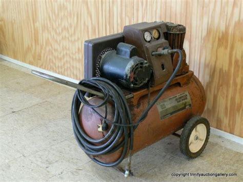sears craftsman 2 hp cylinder air compressor
