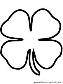 shamrock coloring page printable shamrock coloring sheets st patricks coloring