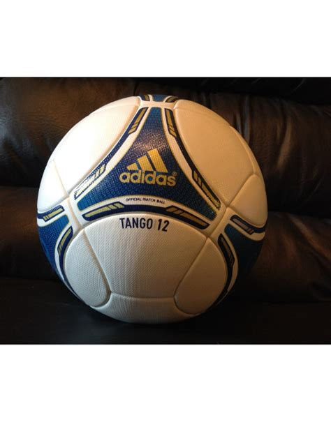 tango 12 soccer ball adidas tango 12 blue soccer ball number 5 with box
