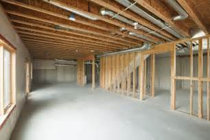 how to finish an basement finishing your basement why you should contact the
