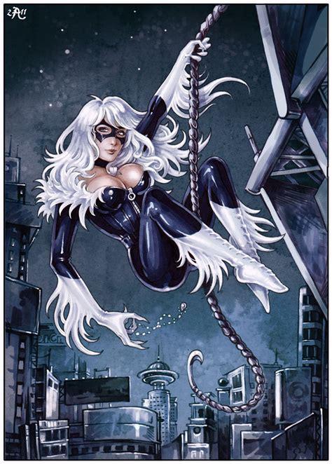 cat swinging on fan black cat in the city by candra on deviantart