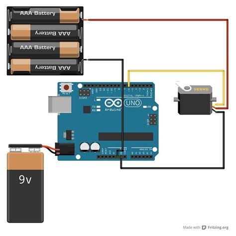 alimentatore per arduino tutorial arduino servo con alimentazione esterna mauro