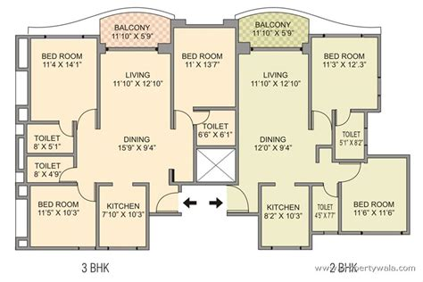 Bathroom Layout Plans pride topaz park wakad pune residential project