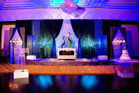 peacock theme indian wedding ideas cruisers india