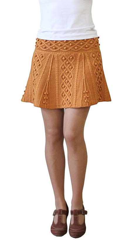 knitting scheme for cabled skirts 78 best knitted dresses images on pinterest knit dress