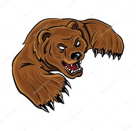 clipart vettoriali orso disegno di illustrazione vettoriale vettoriali