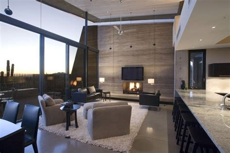 Desert Interior Design by Remote Modern And Impressive Desert Wing Residence In Arizona Freshome