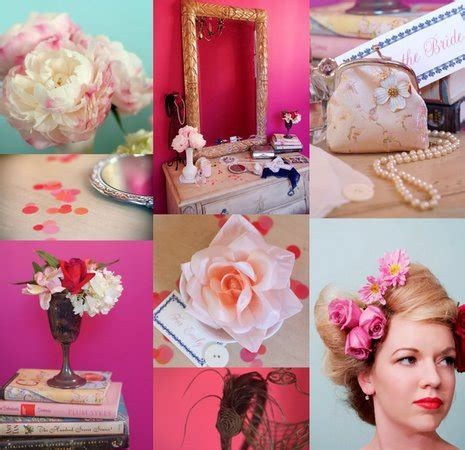 vintage pin up bridal shower project wedding