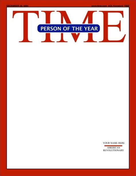 Magazine Cover Template Cyberuse | blank time magazine cover the best letter sle