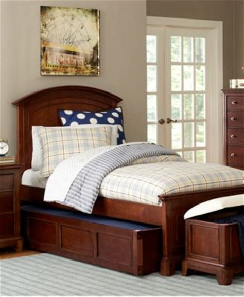 macy s twin bed concorde twin bed 1 side storage furniture macy s