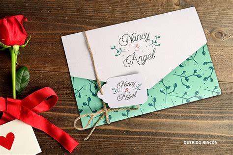 3 estilos diferentes para tus invitaciones de boda quiero una boda perfecta 10 invitaciones creativas e innovadoras para tu boda expo tu boda