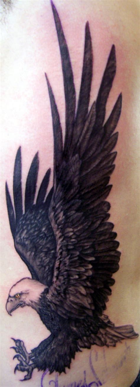 tattoo eagle ribs eagle on ribs tattoo picture at checkoutmyink com