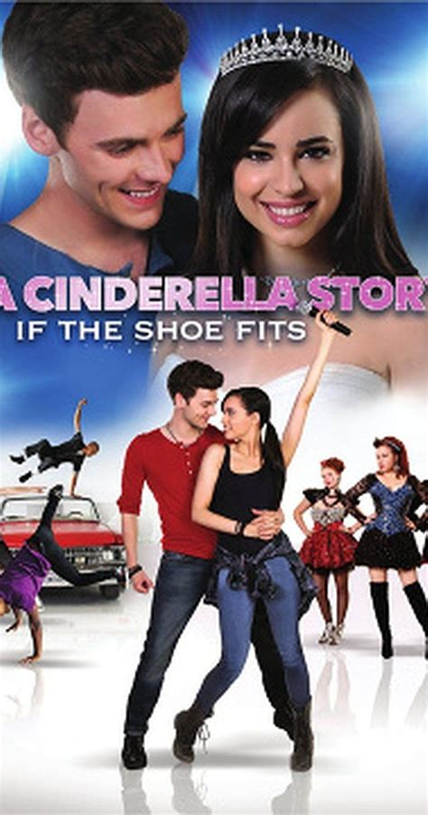 film completo cinderella story directed by michelle johnston with sofia carson thomas