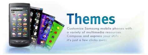 themes for mobile phones samsung samsung theme designer