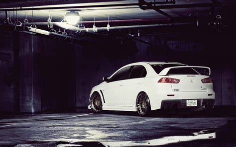 white mitsubishi evo wallpaper mitsubishi lancer evolution x wallpaper 183