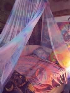 Tie Dye Duvet Cover Diy Rainbow Tie Dye Bed Canopy Lillian Vernon