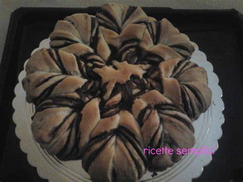 fiore con nutella fiore alla nutella di cristina iannetti ricette semplici