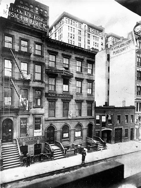 Tin Pan Alley and the birth of modern popular music - The