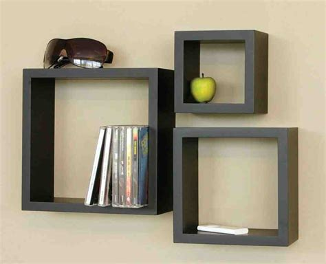 Black Decorative Wall Shelves Black Floating Wall Shelves Decor Ideasdecor Ideas