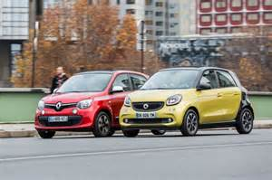Renault Smart Renault Twingo Vs Smart Forfour Which Is Your Favourite