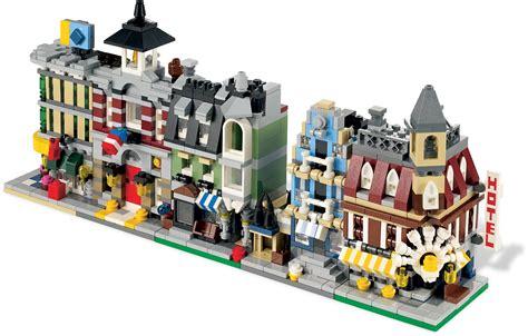 Lego Creator 31067 Modular Poolside Bad Box tagged mini modular brickset lego set guide and database