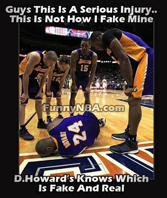 Kobe Bryant Injury Meme - march 2013 nba funny moments